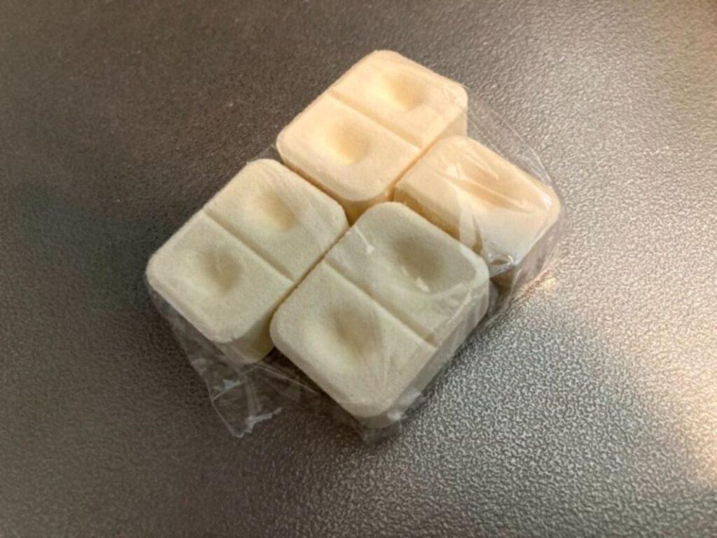 明治ほほえみらくらくキューブの保存