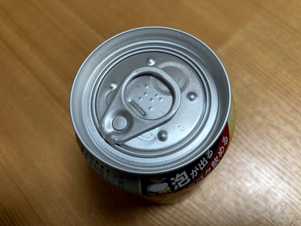 アサヒ生ジョッキ缶のフタ